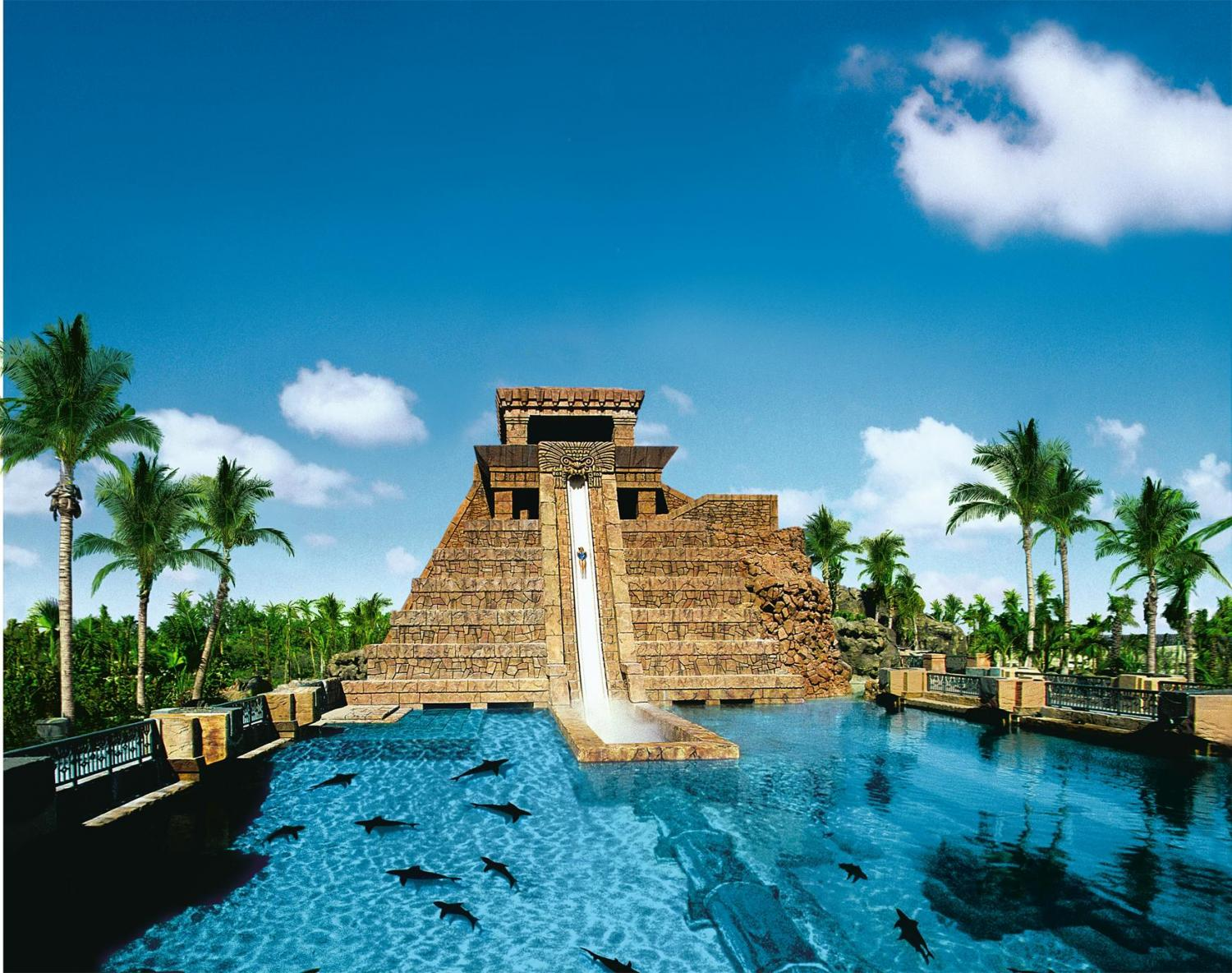 Atlantis Leap of Faith