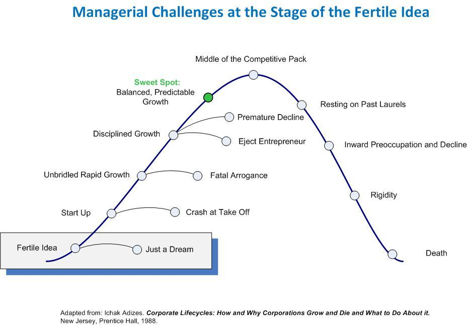 Fertile Idea Stage